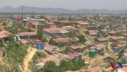 রমজানে পানি সংকট ও তাপদাহে দুর্বিসহ রোহিঙ্গাদের জীবন