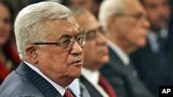 阿巴斯呼籲以色列停止擴建定居點。