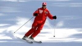 Michael Schumacher është në koma