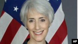 Embaixadora Wendy Sherman