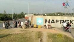 اپوزیشن کے آزادی مارچ کے پیش نظر اسلام آباد کی صورتِ حال