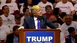 2016-02-23 美國之音視頻新聞: 內華達州星期二初選 川普遙遙領先