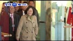 Thượng nghị sĩ Mỹ phản pháo chỉ trích của Trung Quốc (VOA60)