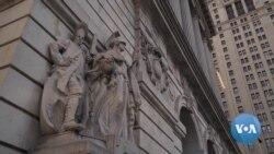 VOA英语视频: 纽约档案馆:纽约的历史记录仪