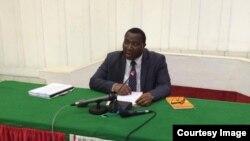 Domitien Ndihokubwayo, Umushikiranganji w'ikigega ca Reta mu Burundi