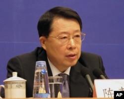 中央统战部副部长陈喜庆