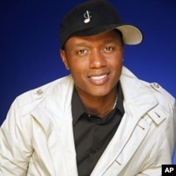 "Javier Colon, the winner of the first season of the singing competition series, ""The Voice,"" July 1, 2011"