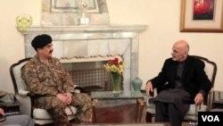 ارگ ریاست جمهوری میگوید افغانستان، پاکستان و سایر همکاران بین المللی تعهد دارند تا با صداقت کامل در راستای تلاش های صلح با همدیگر همکاری نمایند.