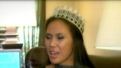 首位亚裔美国人成为明尼苏达小姐