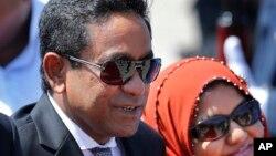 صدر عبداللہ یامین (فائل فوٹو)