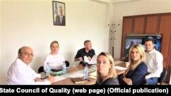 Nga mbledhja e Këshillit Shtetëror të Cilësisë në Kosovë