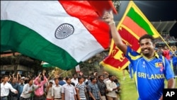 بھارت، سری لنکا فائنل، پہلی مرتبہ دونوں ایشیائی ٹیمیں آمنے سامنے