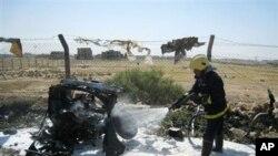 伊拉克基爾庫克汽車爆炸兩人喪生