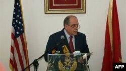 Crnogorski šef diplomatije Milan Roćen
