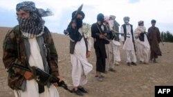 탈레반 반군 병사들(자료사진)