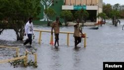 Belize Hurricane Earl