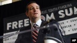 La carta que ha hecho circular para firma el senador Ted Cruz parece tener poco apoyo.