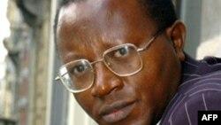 Floribert Chebeya, défenseur des droits de l'homme congolais retrouvé mort dans son véhicule le 2 juin 2010 dans les périphéries de Kinshasa alors qu'il était convoqué par l'inpecteur général de la police