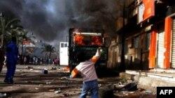 Thành phố Suez là điểm nóng chứng kiến nhiều vụ đối đầu chết người giữa hàng chục ngàn người biểu tình và các lực lượng an ninh Ai Cập