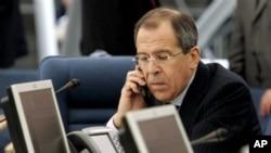 Sergey Lavrov, Rossiya Tashqi ishlar vaziri