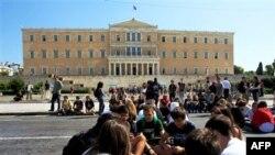 Հունաստանում ցուցարարները դժգոհություն են արտահայտել խիստ խնայողության միջոցներով