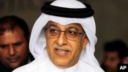 Sheikh Salman bin Ebrahim Al Khalifa, président de la Confédération asiatique de football (AFC)