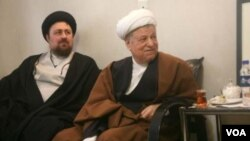 منابع خبری می گویند هرچند صلاحیت اکبر هاشمی رفسنجانی تایید شده، اما صلاحیت حسن خمینی برای انتخابات خبرگان رد شده است.