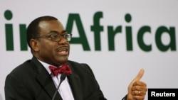 BAD: Buhari soutient son compatriote Akinwumi Adesina