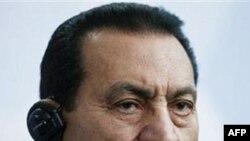 Tổng thống Ai Cập, Hosni Mubarak