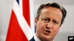 Britanski premijer Dejvid Kameron objavio je nove mere u cilju suzbijanja islamističke propagande.