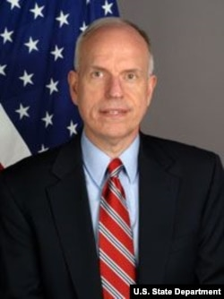 资料照:前美国国务院负责亚太事务的副助理国务卿罗瑞智(John Norris)