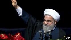 ایران کے صدر حسن روحانی، فائل فوٹو