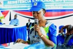 A Renamo não descartará o diálogo, reafirma a deputada Ivone Soares