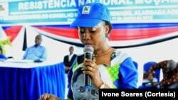Ivone Soares, deputada moçambicana, Renamo