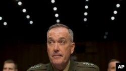 조셉 던포드 미 해병대사령관 (자료사진)