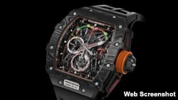 Richard Mille 50-03 McLaren F1 saatı