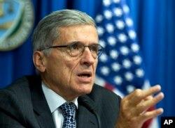 미국 연방통신위원회(FCC)의 톰 휠러 의장.
