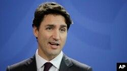 Perdana Menteri Kanada Justin Trudeau (foto: dok).