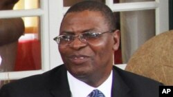 Professor Welshman Ncube, leader of another faction of the MDC.