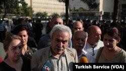 Eski Diyarbakır Belediye Başkanı Selçuk Mızraklı