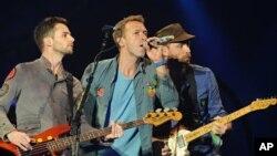 'Viva la vida' Coldplay