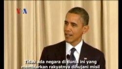 Posisi Obama dalam Isu Israel-Palestina - Liputan Berita VOA