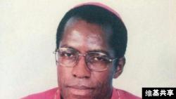 L'évêque camerounais Jean-Marie Benoît Bala, dont le corps avait été repêché, le 2 juin, dans le fleuve Sanaga, plus de 48 heures après sa disparition.