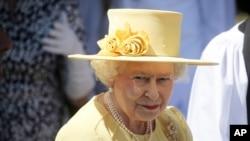 엘리자베스 영국 여왕 (자료사진).
