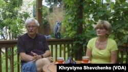 Михайло Балагутрак та Наталія Пащенко