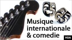 RM Show -Musique internationale & comedie