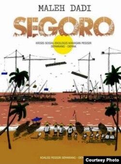 Sampul buku Maleh Dadi Segoro. (Foto: courtesy)