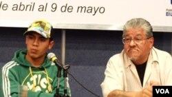 """""""Las pandillas viven porque hay muchos vacíos en la comunidad, en la casa, en la vida personal"""" - Luis J. Rodríguez."""