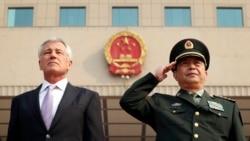 China and US Seek Closer Military Ties