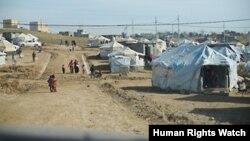 اردوگاه ایزدی ها